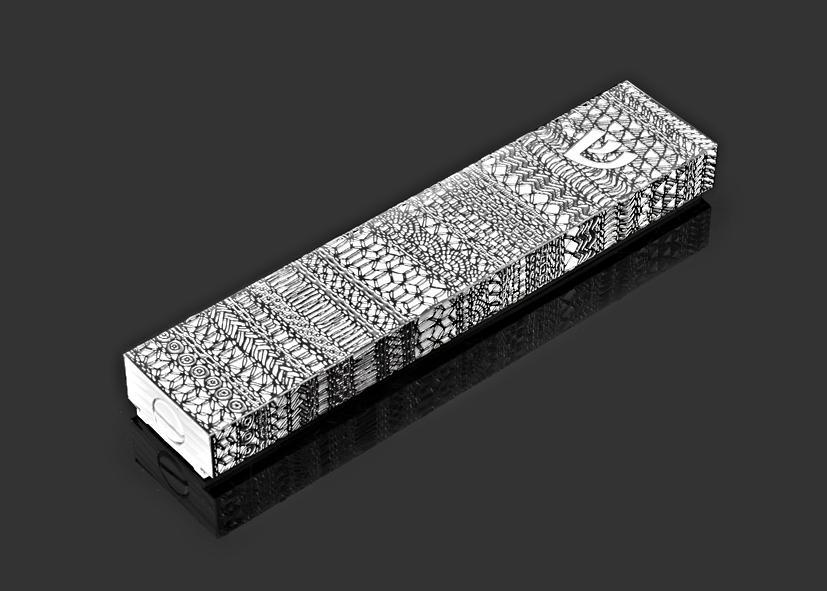 Ribbon Lace L -W by Metal Lace Art
