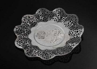 Diana Rose XS by Metal Lace Art