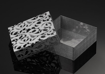 Gipour M by Metal Lace Art