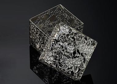 Sleeping Beauty by Metal Lace Art
