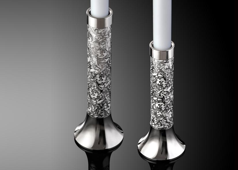 Royal Jacquard M by Metal Lace Art