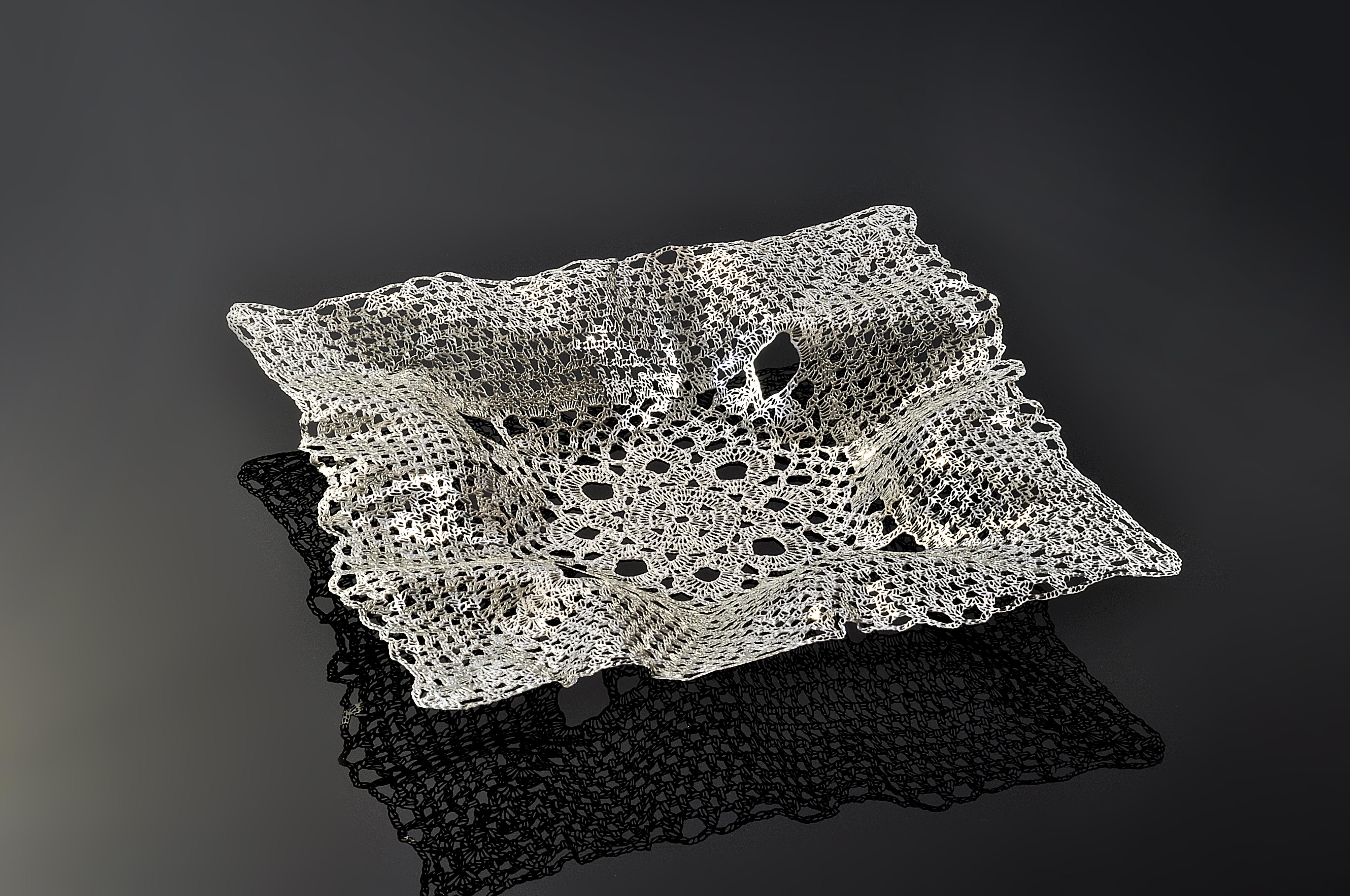 Ashtar XS by Metal Lace Art