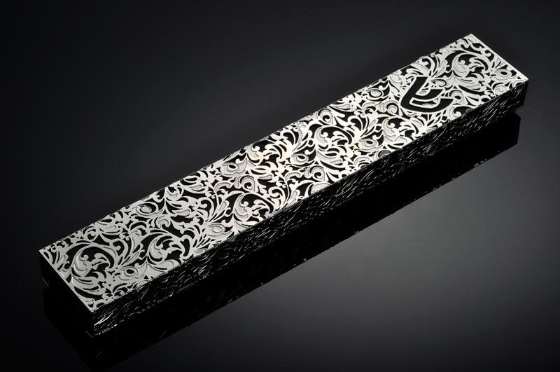 Royal Jacquard  XL by Metal Lace Art