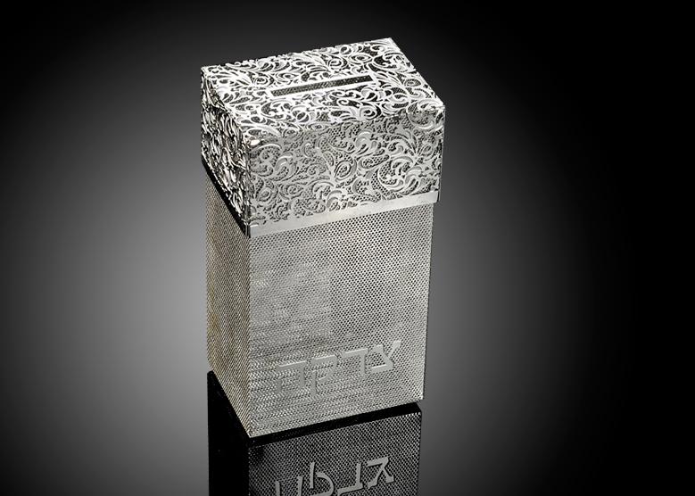 Royal Jacquard L by Metal Lace Art