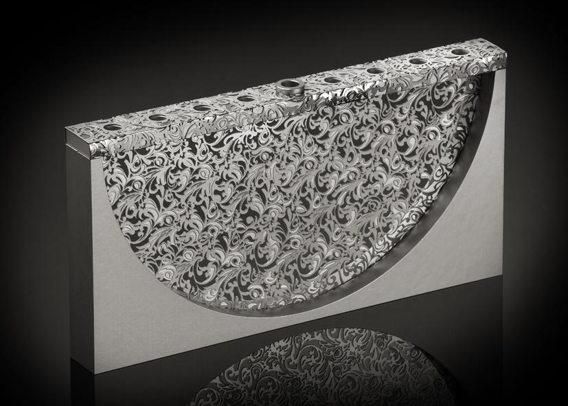 Royal Jacquard by Metal Lace Art
